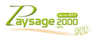 Paysage 2000 - Partenaire ASO France pour les sols souples des aires de fitness de plein air